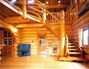 British columbia custom log home british columbia ca for Log home floor plans canada